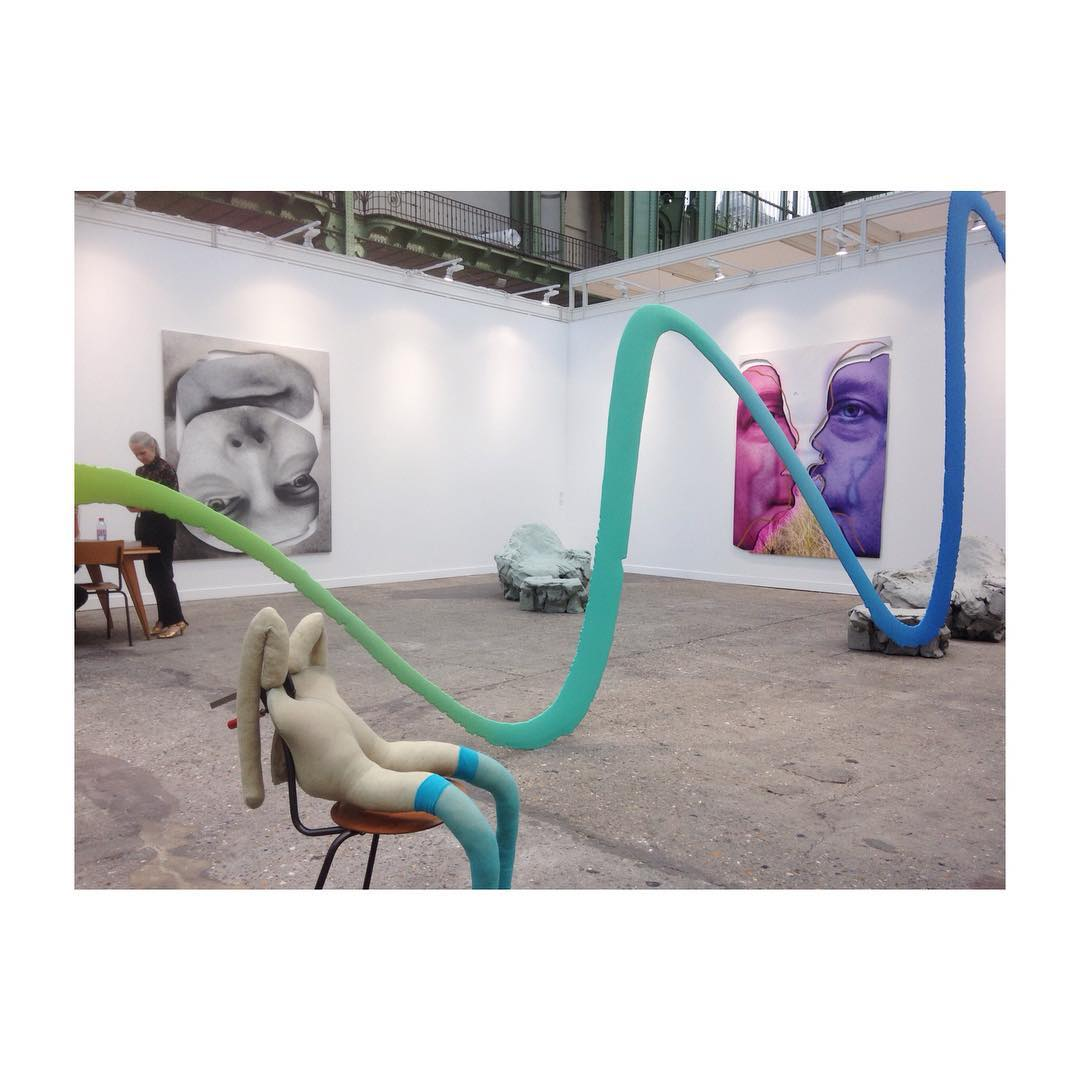 29 Curated booths! A lot this year by theme colorhellip